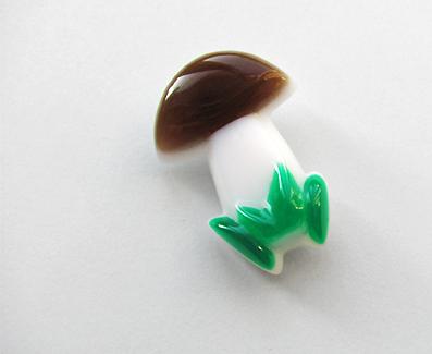 brooch Mushroom - Grybas