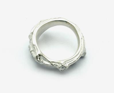 Grass ring - žiedai Žoles